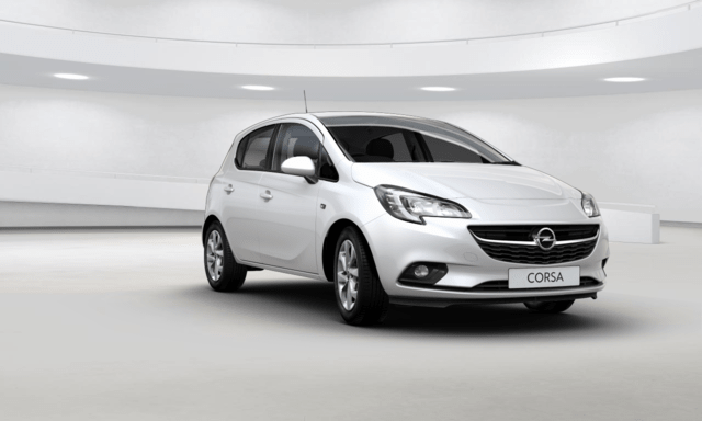 Opel corsa selection B12XL 2016
