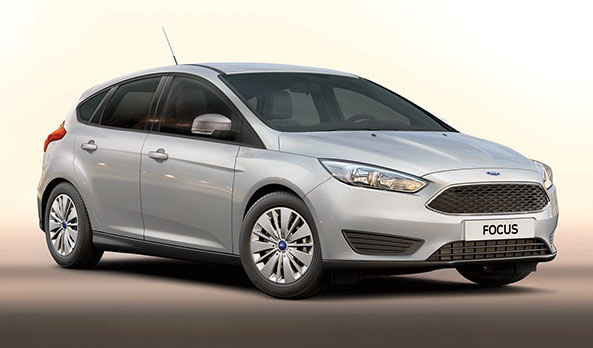 FORD FOCUS HATCHBACK 1.5 TDCI TREND